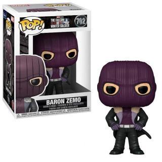 Funko POP Marvel: The Falcon Winter Soldier - Baron Zemo [HRAČKA]